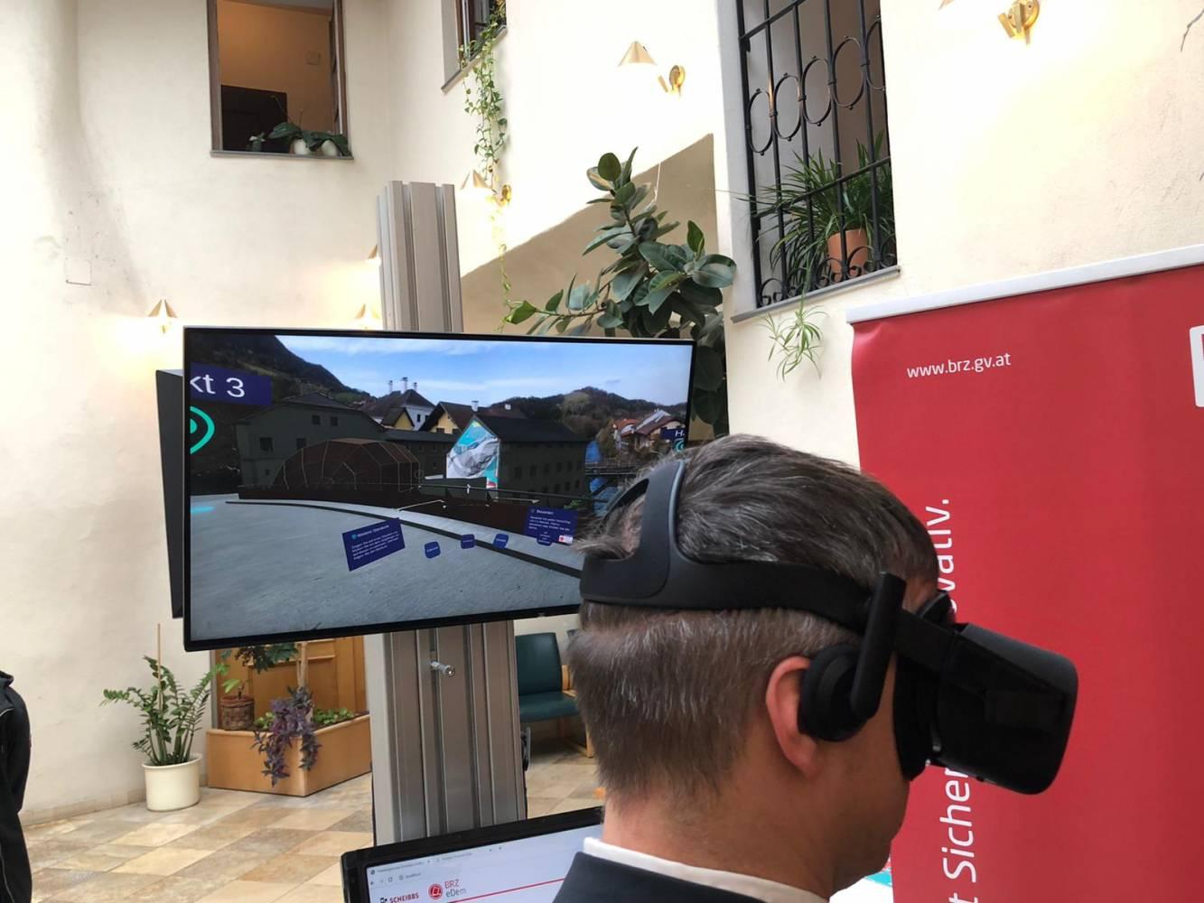 VR Präsentation